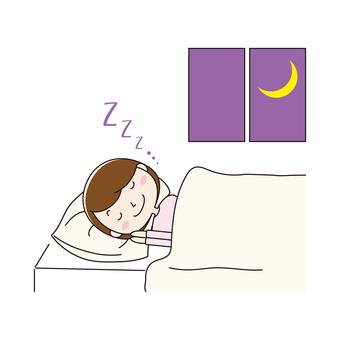 Female sleep