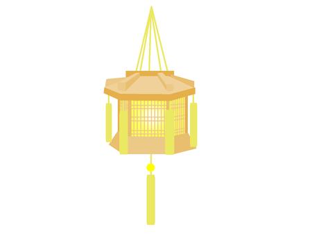 Bonsai lantern