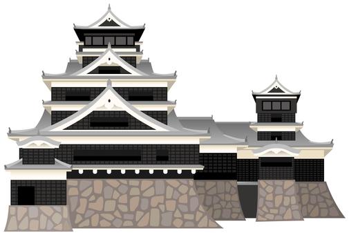 Kumamoto Castle 2 (CS 2)
