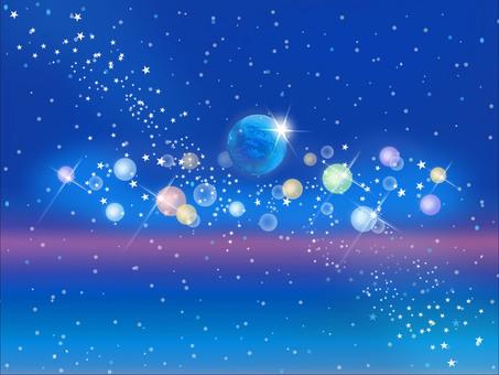 Cosmic jewel 4