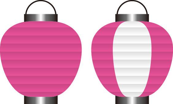 Lantern Pink