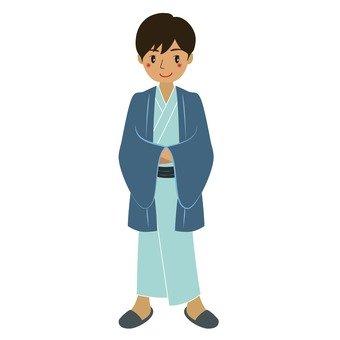 유카타 손님 12