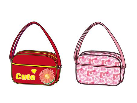 Garden bag / girl