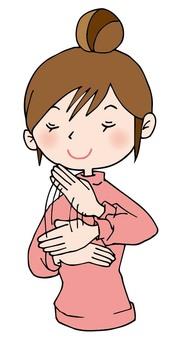 Sign Language, Thank you