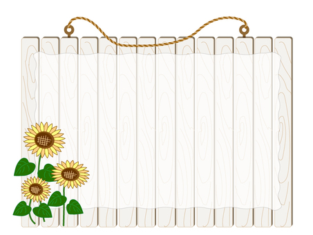 Sunflower board message board