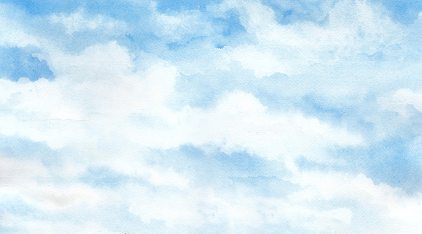 Watercolor sky-1