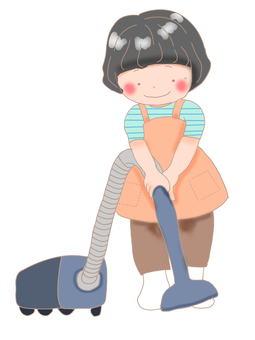 Woman to clean