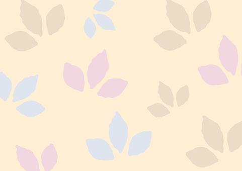 밝은 색상의 나뭇잎