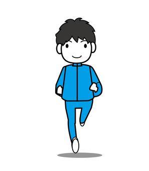 Marathon - male