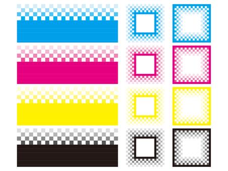 CMYK_dot_ grid pattern
