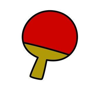 Table tennis racket 2