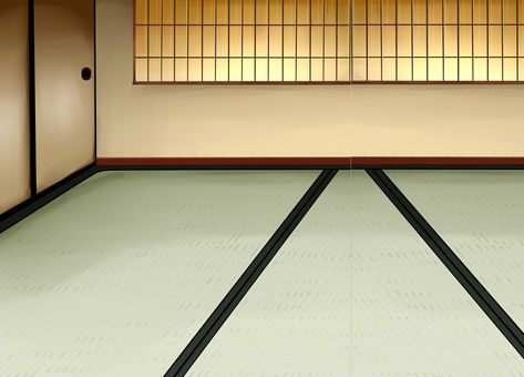 Japanese room material