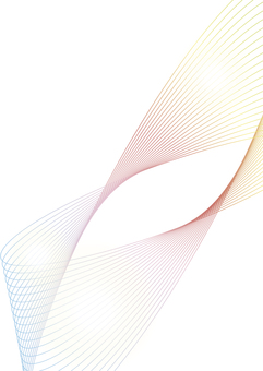 Background design / Wave material 12