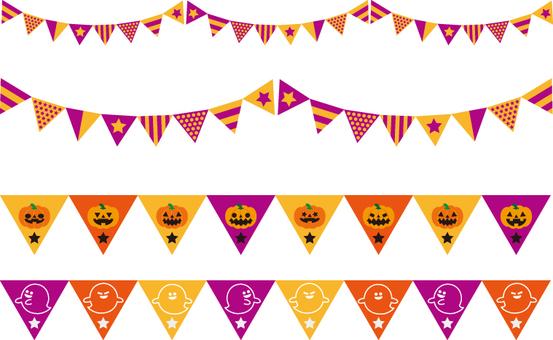 Halloween line 3