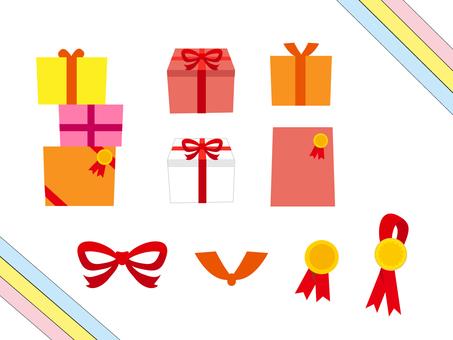 Present packaging