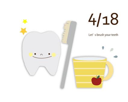 Good teeth day
