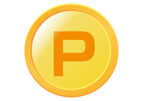 Point icon (png background transparent)