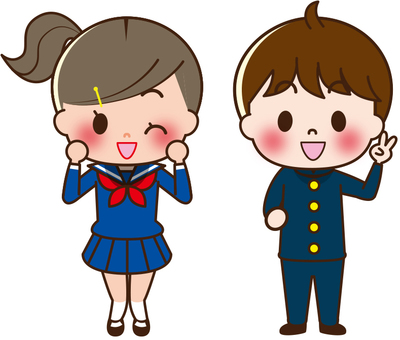 School run and sailor suit pleasure
