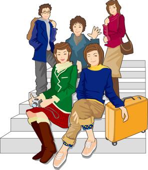 A student trip