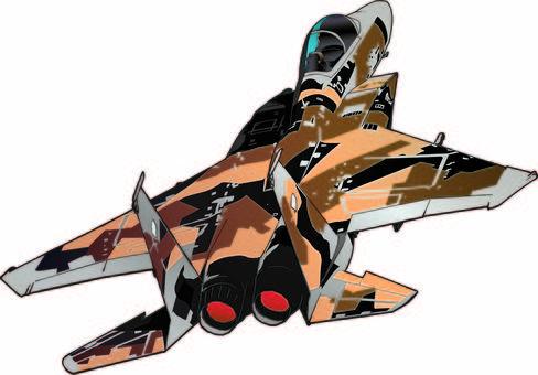 Fighter aircraft 7