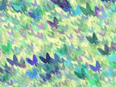 Butterfly (blue)