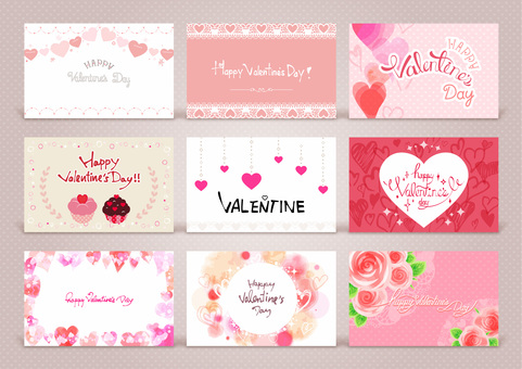 message card set01