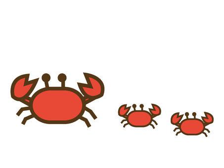 Crab-san parents