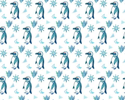 ペンギンパターン