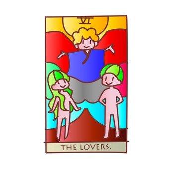 Tarot card lover