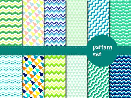 Pattern set 38