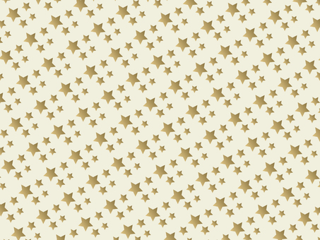 Christmas star pattern material