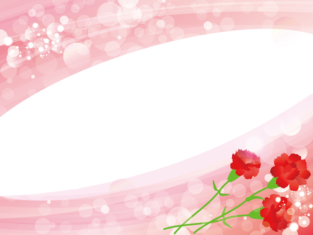 Carnation background 032201
