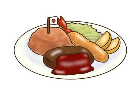 Child lunch