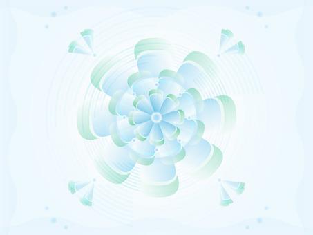 Flower background 01