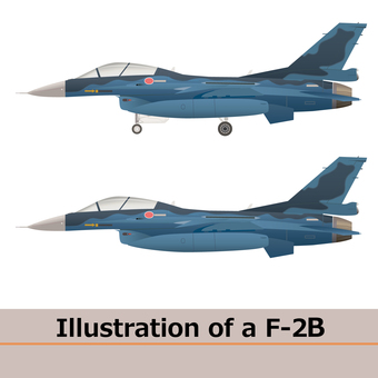 Fighter 7 F2B double seat type