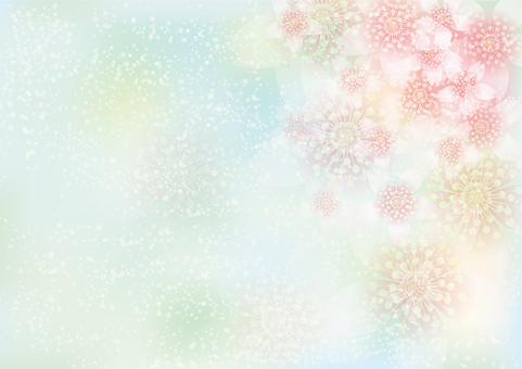 벚꽃의 꽃 149