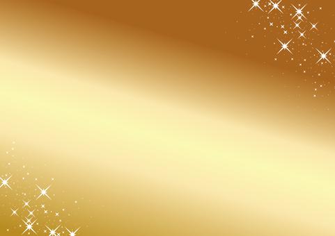 Gold sparkling 1