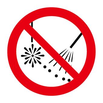 Hand-held fireworks prohibited