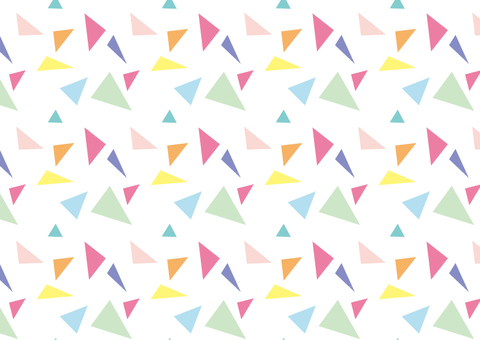 【Pattern】 Triangle