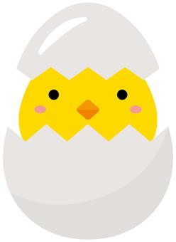 Egg - 03 (chick)