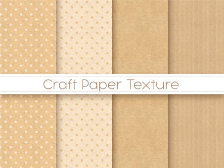 Craft paper pattern