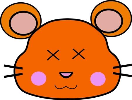 Cross Eye Series 4, Cross Eye Hamster