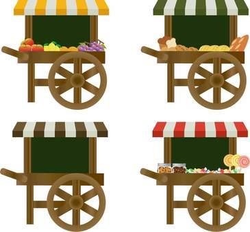 Marche wagon frame