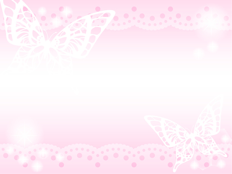 Butterfly background (pink)