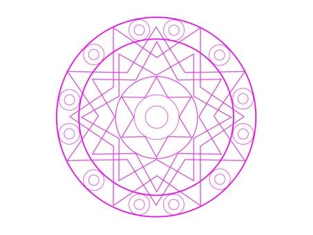 Magic Circle Pink