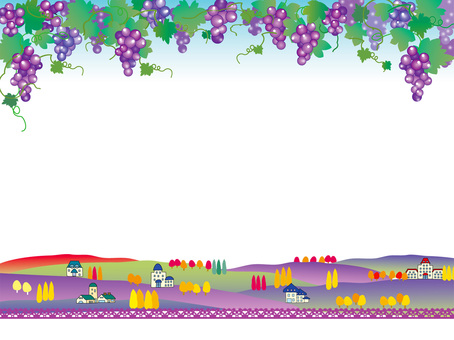 Townscape _ Grapes