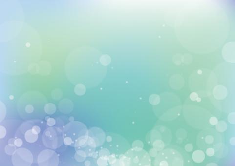 Glittering background / polka dot / decoration image