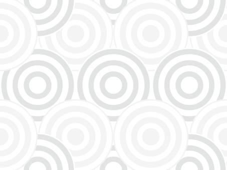 Swirl pattern _ white series