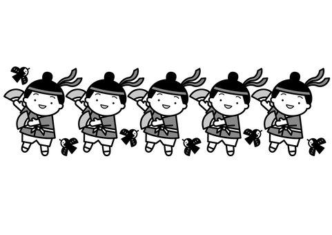 すずめ踊り-2c