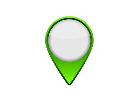 Position mark (green)